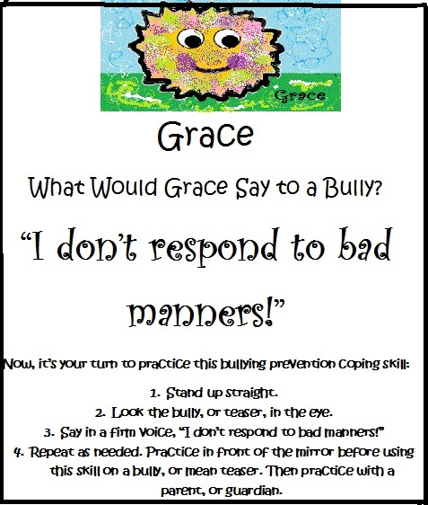 Bullying Prevention Coping Skill: Stop Bullying with