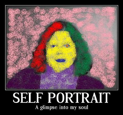 A Play Therapy Self Portrait Study
