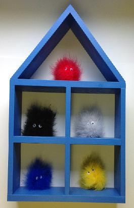 shelter play therapy house