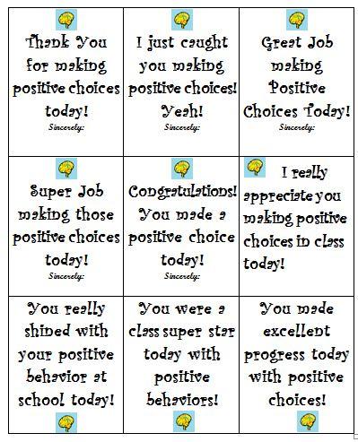 ReThink It Behavior Modification Part Six