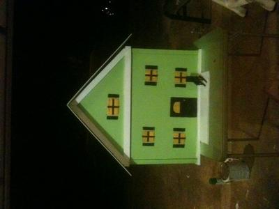 Doll House Project for Play Therapy Class Picture 2
