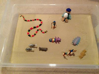 Dream Analysis Sand Tray Therapy #2 Activity
