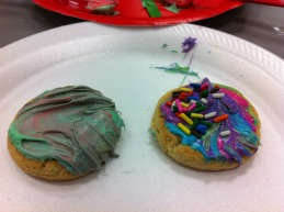 Fun play therapy activity with the famous Feeling Cookie