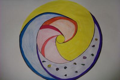 Play Therapy Mandala