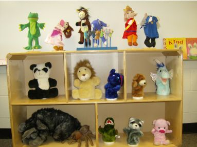 My Play Therapy Puppets Place