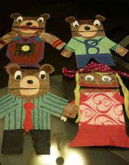 play therapy puppets