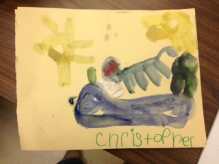Art Therapy and Play Therapy Dream Portrait