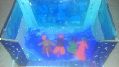 Play Therapy Class-Puppets and Puppet Theater-Tamara Taubodo