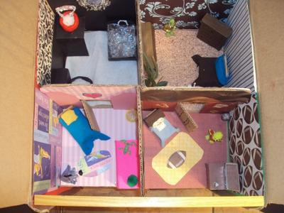 Play Therapy: Daddy/Daughter Dollhouse Therapy Photo Two