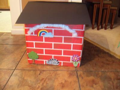 Play Therapy: Daddy/Daughter Dollhouse Therapy Photo Number Three