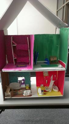 Play Therapy Doll House: My House Photo Number Three