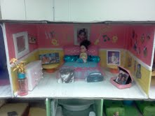Dollhouse Play Therapy Technique / Doll House Play Therapy Activity