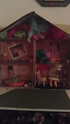 Play Therapy Dollhouse-The House that Built Me