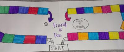 Play Therapy Game: Friend or Foe