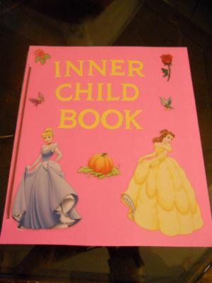 Inner Child Scrapbook: Make one in Play Therapy