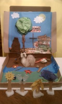 Learn a unique Play Therapy Technique: Miniature World to use with clients!