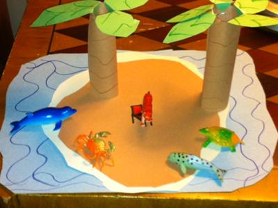 Play Therapy Mystery Counseling Session Private Island Example 1