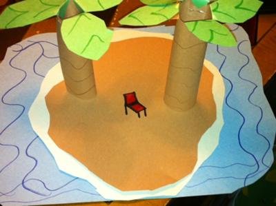 Play Therapy Mystery Counseling Session Private Island  Example 2