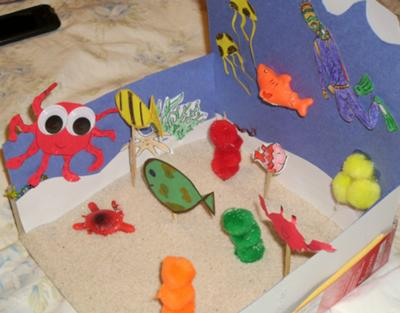 Play Therapy Technique for Play Therapist: Mystery Counseling Session Under The Sea Example 2