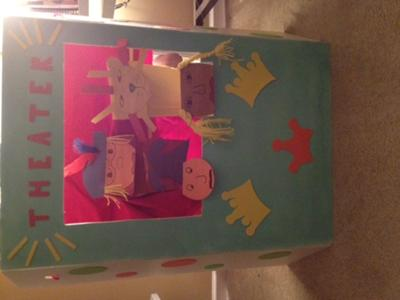 Play Therapy Theater & Play Therapy Puppets Examples
