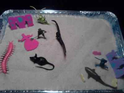 Play Therapy Sand Tray: How to use it in Play Therapy