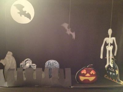 Create a Play Therapy Haunted House. A Play Therapy Technique / Play Therapy Activity