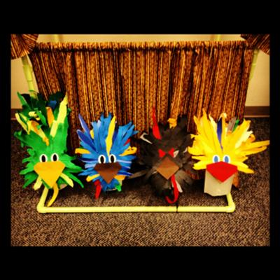 Play Therapy Theater and Puppets of Hope
