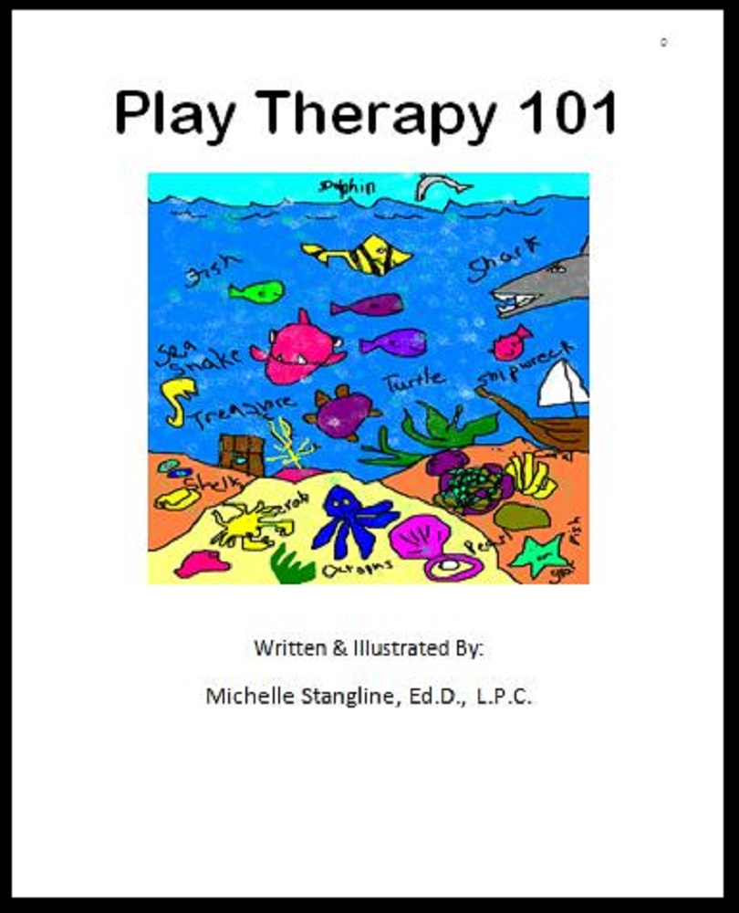 """Play Therapy """"How to do Play Therapy"""" eBook"""