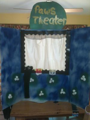 Puppet Theater and Puppets / Play Therapy Class