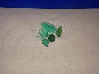 Sand Tray Therapy Example Idea