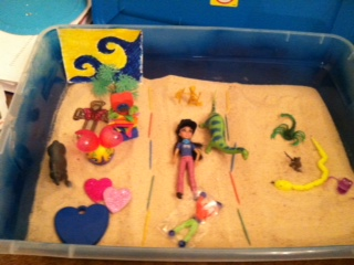 Picture Three Sand Tray Theory and Sand Tray Therapy Final- Student #5