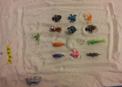 Dream Sand Tray Therapy Analysis - J., Graduate Student