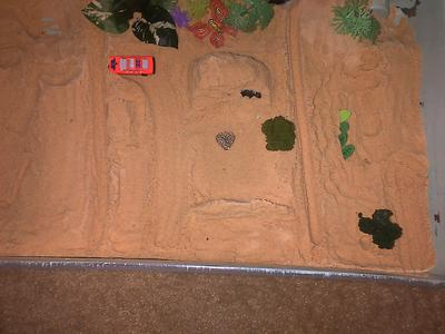 Sand Tray Therapy Class Childhood Tray 2