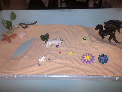 Personality Sand Tray Therapy 1
