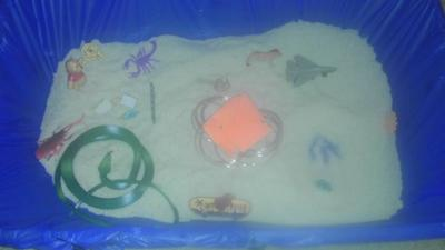 Sand Tray Therapy Class-Dream Analysis-Student #11