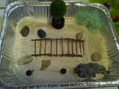 Calm Sand Tray Therapy