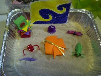 Self-Esteem Sand Tray Therapy