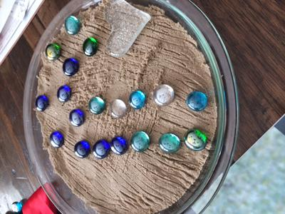 Zen 2: Sand Tray Therapy Photo