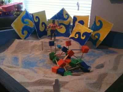 Dream Tray for Sand Tray Therapy Dream Analysis