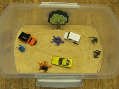 Student 1 Sand Tray Therapy Testimony