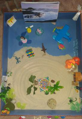 Third Picture of Extended Sand Tray Therapy Technique