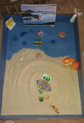 Last Day of Extended Sand Tray Therapy Technique