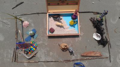 Picture 3 Hinduism Sand Tray Therapy