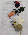 Archetypes Example in the Sand Tray Therapy Class