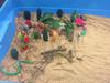 Play Therapy / Sand Tray Therapy Activity: Jungle World
