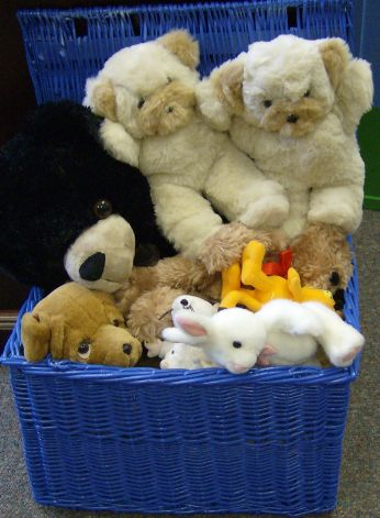 My Play Therapy Toy Box