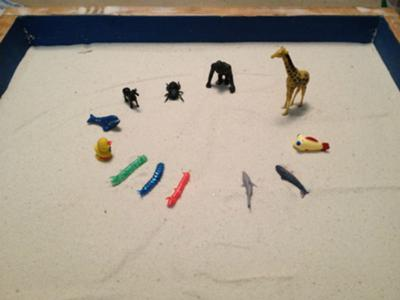 Play Therapy Sand Tray: Therapist Need to Learn How To Do This for Clients!