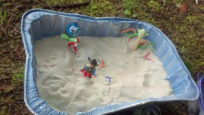 Sandtray Therapy Lesson Plan - Cognitive Behavioral Therapy  picture 2
