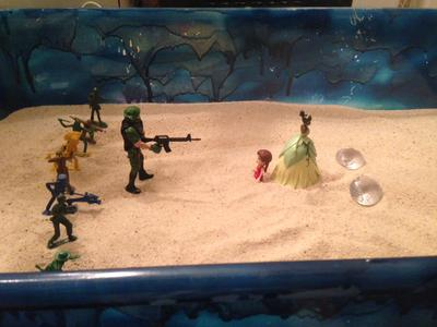 Co-transference Sand Tray Therapy