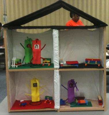 My Experience with Doll House Play Therapy Technique / Doll House Play Therapy Activity